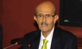 Michoacan Governor Fausto Vallejo