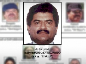 Juan Jose Esparragoza Moreno, alias
