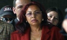 """Enilce Lopez, alias """"La Gata"""""""