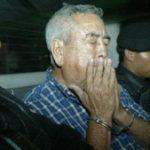 Extradited Guatemalan drug lord Waldemar Lorenzana