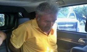 Detained vigilante leader Jose Manuel Mireles