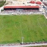 The Heredia Jaguars' stadium in Peten