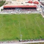The Heredia Jaguars' stadium in Peten