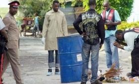 A 2010 Kingston murder scene