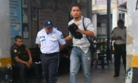 A Guatemalan security guard arrested in 2012