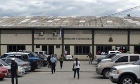 Honduras' migration office