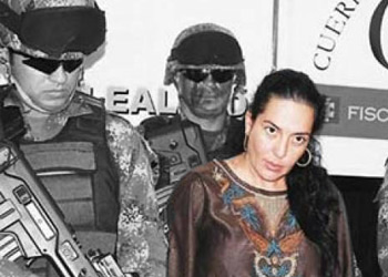 Lorena Henao Montoya, sister and wife of NDVC leaders
