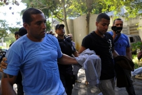 The two Rio police accused of the killings