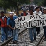 Migrants protest kidnappings in Tamaulipas