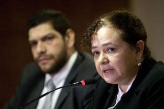 Former Guatemalan AG Claudia Paz y Paz