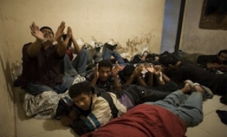 Migrants rescued in Tamaulipas in 2013