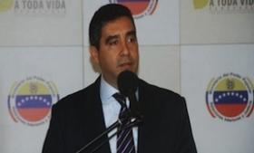 Interior Minister Miguel Rodriguez Torres