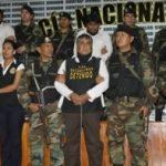 Gran Familia leader 'Viejo Paco' (front, center)