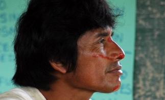 Slain Peruvian indigenous leader Edwin Chota