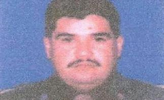 Released Zetas member Rogelio Gonzalez Pizana