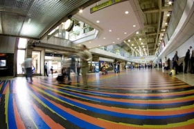 The Caracas International Airport
