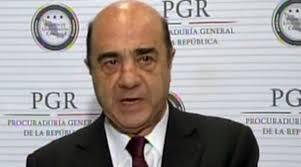 Mexico's Prosecutor General Jesus Murillo Karam