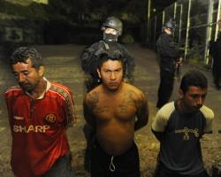 Extortion is a major source of profits for gangs