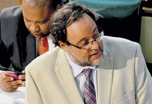 Jamaican Justice Minister Mark Golding
