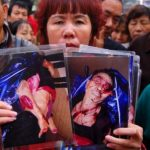 Victims of the Chinese mafia
