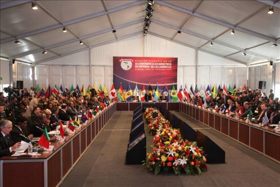 The 11th Conference of Defense Ministers of the Americas in Peru