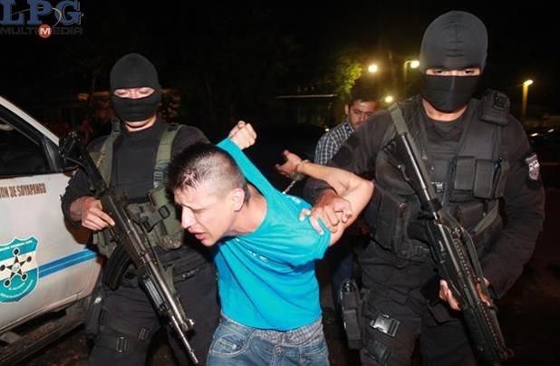 Suspected El Salvador gang member arrested