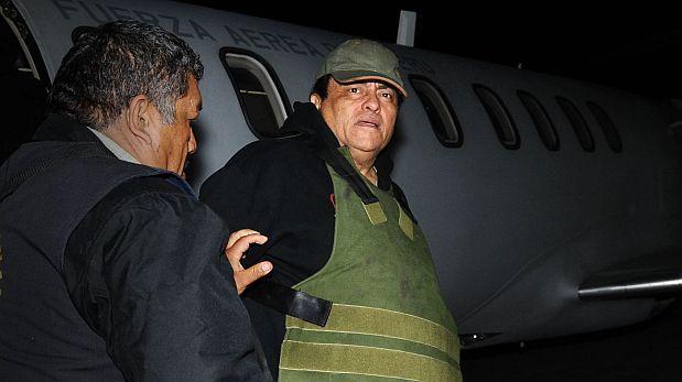 Benedicto Jimenez was captured on October 25