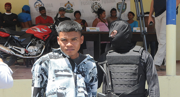 Repeat offenders are a serious problem in Honduras