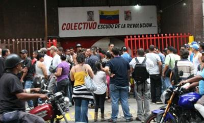 CICPC and Venezuela collectives have a tense relationship