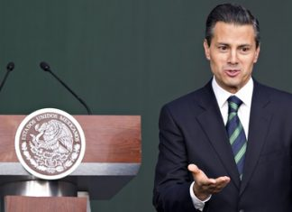 Mexico's president announces new security plan