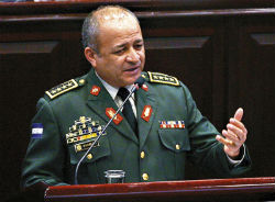 Army General Julian Pacheco