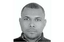 """Alleged Urabeños member Victor Alfonso Mosquera Perez, alias """"Palomo"""""""