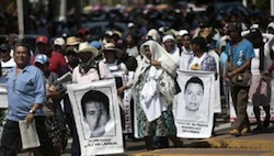 Families demand answers in disappearance cases