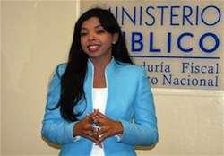 National District chief prosecutor Yeni Berenice