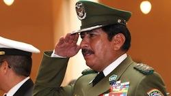 Ex police chief Oscar Nina allegedly had Sinaloa Cartel ties