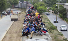 Reports of migrant kidnappings in Mexico rose 1,000%