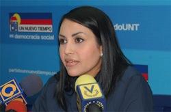 National Assembly Deputy Delsa Solorzano