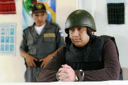 Zetas leader Daniel Rojas,
