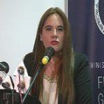Former prosecutor Patricia Santos