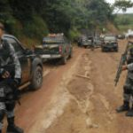 Brazilian police in the country's Amazon region