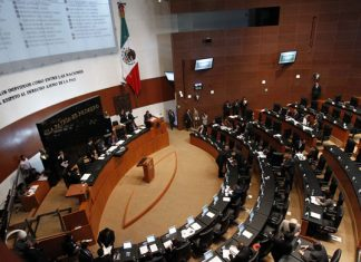 Mexico's Senate has approved a new anti-corruption law