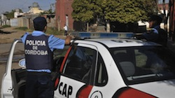 Argentina's Cordoba province has a new anti-drug force