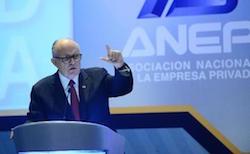Rudy Giuliani in El Salvador