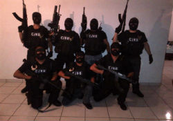 Members of the CJNG