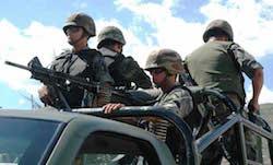 45,000 soldiers patrol Mexico