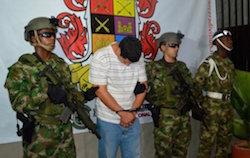 """Miguel Angel Alfaro, alias """"El Flaco"""""""