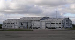 The Santa Bernardina Air Base