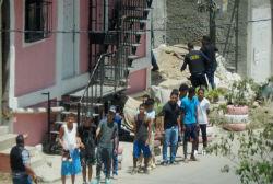 Suspects arrested by Venezuelan authorities