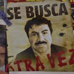 "An ""El Chapo"" wanted poster"