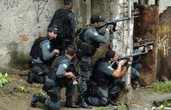 AI condemns excessive police force in Rio de Janeiro